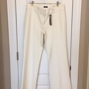 Loft 'Julie' trouser, off white/cream